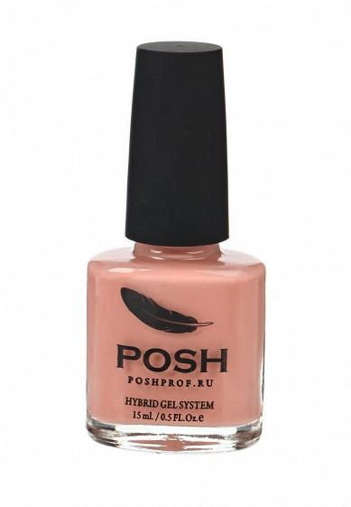 Купить Гель-лак для ногтей Posh Гибрид без УФ лампы Тон 112 ириска розовый PO021LWXZN01 Россия