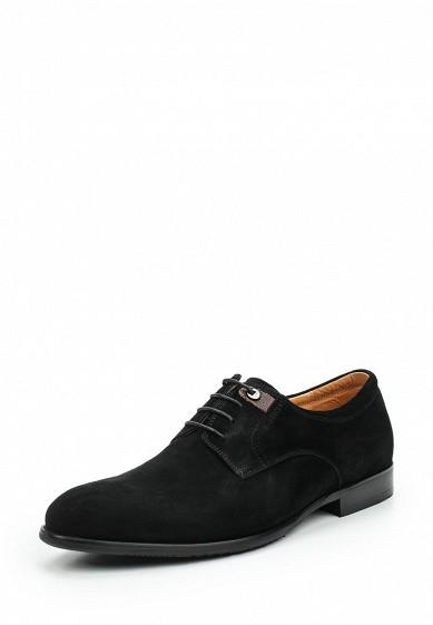 Купить Туфли Rosconi черный RO036AMVIY62 Россия