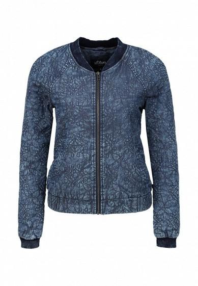 Soliver куртка джинсовая