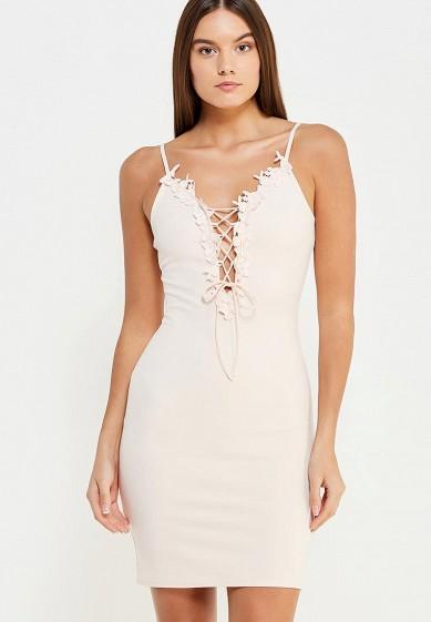 Купить Платье Topshop розовый TO029EWWYK16 Румыния