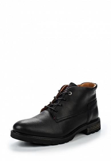 Ботинки Tommy Hilfiger черный TO263AMKGP72  - купить со скидкой