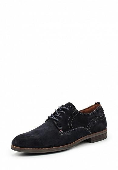 Туфли Tommy Hilfiger синий TO263AMKGP87 Китай  - купить со скидкой