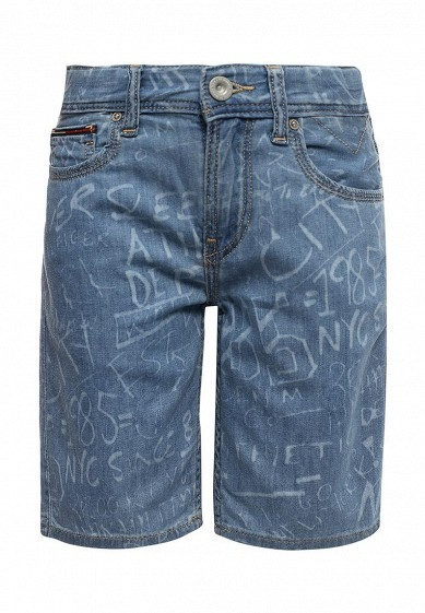 Шорты джинсовые Tommy Hilfiger голубой TO263EBSVR35  - купить со скидкой