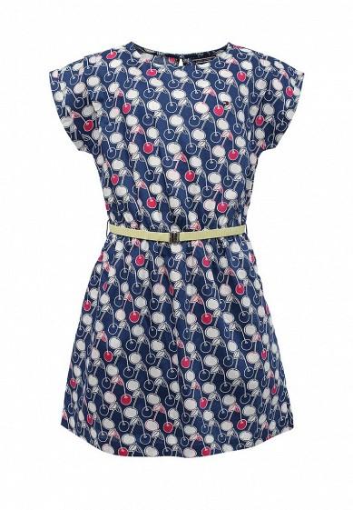 Платье Tommy Hilfiger синий TO263EGSVT27  - купить со скидкой