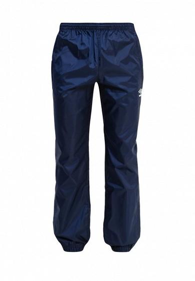Брюки спортивные SMART SHOWER PANTS Umbro синий UM463EMICW36  - купить со скидкой