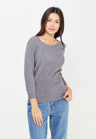 Купить Джемпер Vero Moda серый VE389EWUJY48 Камбоджа