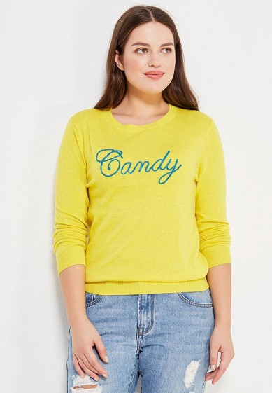 Купить Джемпер Violeta by Mango - CANDY желтый VI005EWXUJ33 Китай
