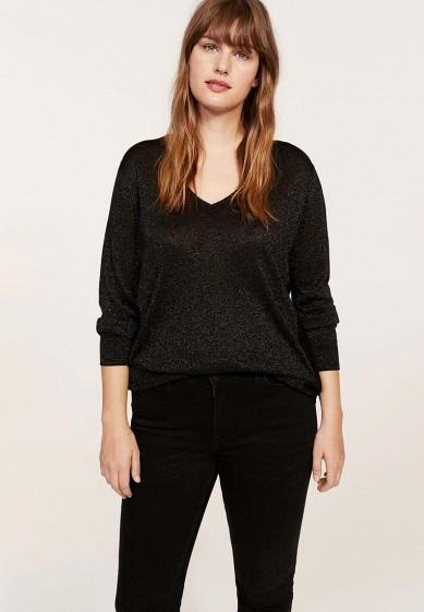 Купить Пуловер Violeta by Mango - OLVIDO черный VI005EWXUJ98 Китай