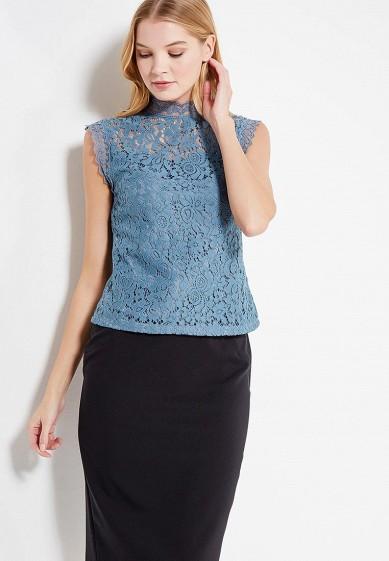Купить Блуза Zarina голубой ZA004EWXRM57 Китай