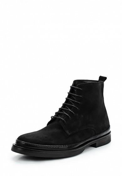 Купить Ботинки Zign черный ZI469AMWBL11 Португалия