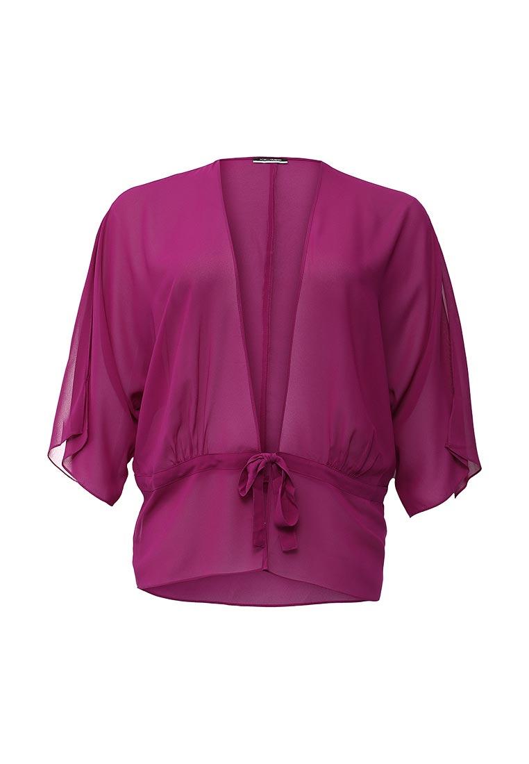 Блузка Фиолетового Цвета