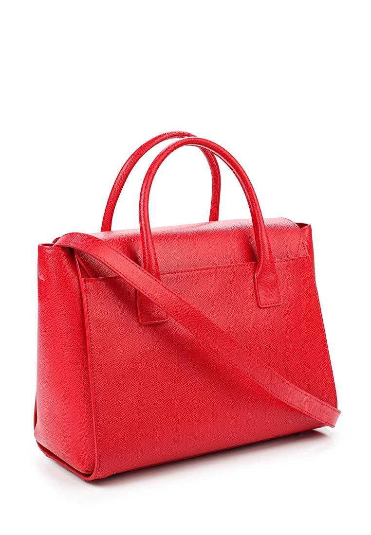 Красная кожаная сумка Furla купить за 22050 руб со скидкой