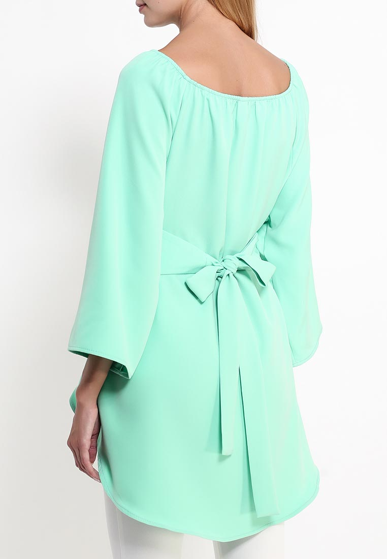 Блузка Мятного Цвета С Доставкой