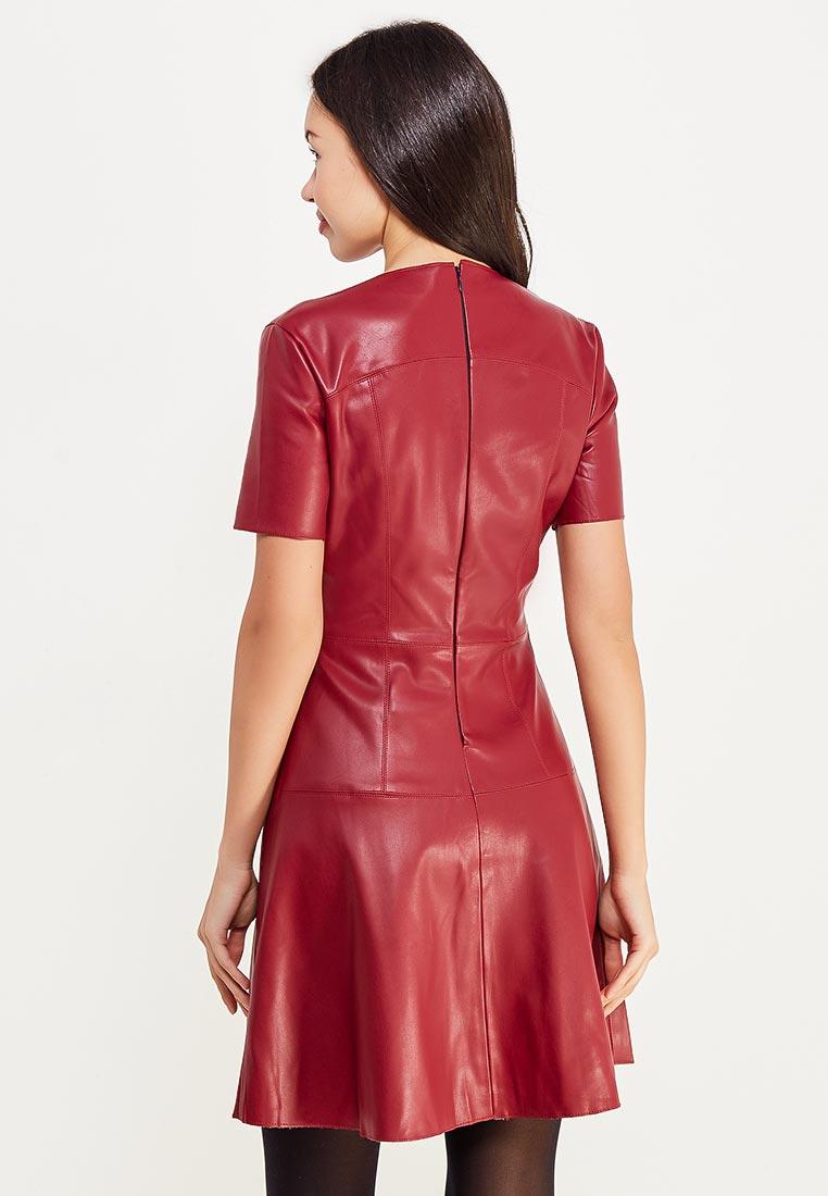 Кожаное Платье Купить В Москве