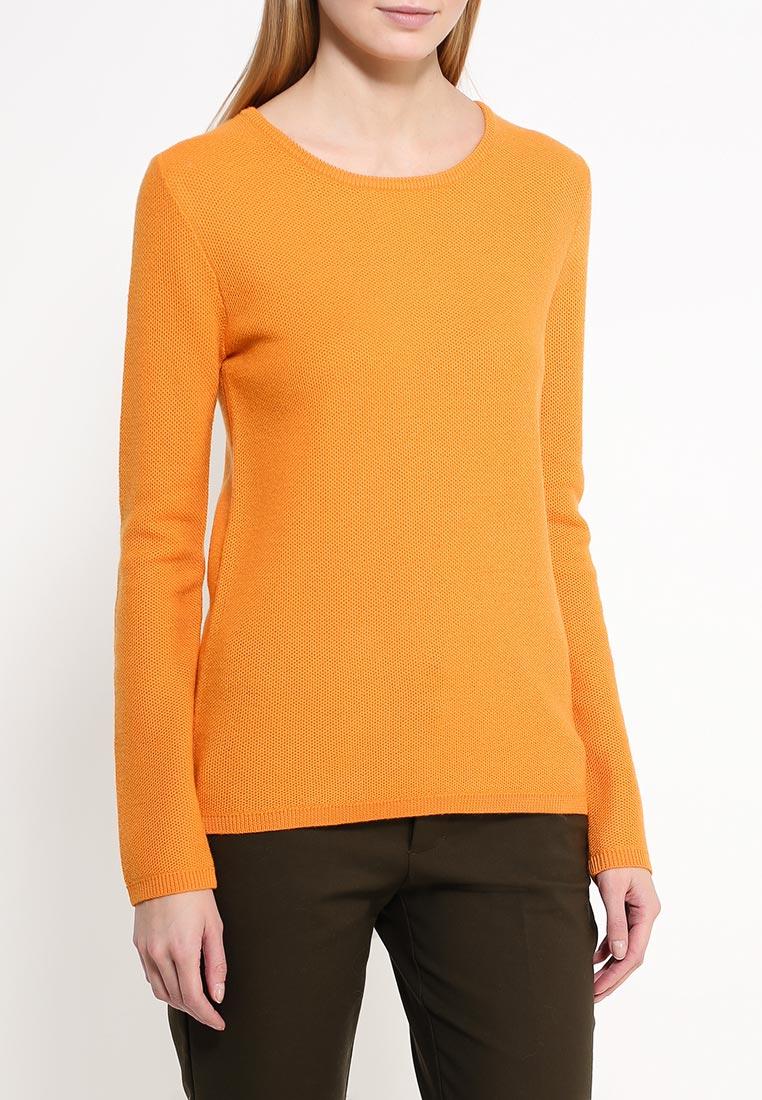 Оранжевый Джемпер