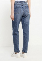 Джинсы LOST INKMOM JEAN IN CACTUS WASH WITH FRILL POCKET