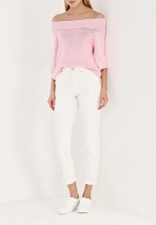Джинсы LOST INKSLIM MOM JEAN IN WHITE ROSE