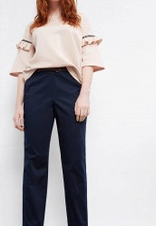 хлопковые брюки женские