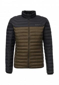 Пуховик, Anta, цвет: хаки. Артикул: AN225EMWVL91. Мужская одежда / Верхняя одежда / Пуховики и зимние куртки