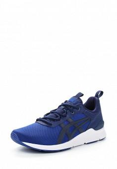 Кроссовки, ASICSTiger, цвет: синий. Артикул: AS009AUUMH35. Женская обувь / Кроссовки и кеды