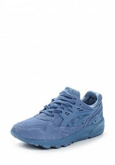 Кроссовки, ASICSTiger, цвет: синий. Артикул: AS009AUUMH65. Женская обувь / Кроссовки и кеды