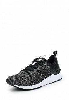 Кроссовки, ASICSTiger, цвет: черный. Артикул: AS009AUUMH75. Женская обувь / Кроссовки и кеды