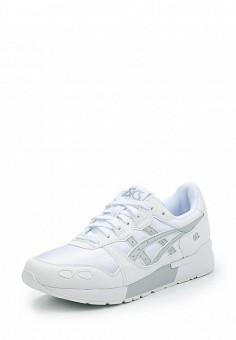 Кроссовки, ASICSTiger, цвет: белый. Артикул: AS009AUUMH86. Женская обувь / Кроссовки и кеды