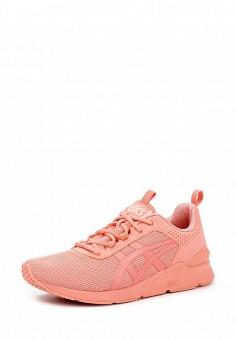 Кроссовки, ASICSTiger, цвет: коралловый. Артикул: AS009AWJHP40. Женская обувь / Кроссовки и кеды