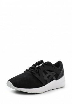 Кроссовки, ASICSTiger, цвет: черный. Артикул: AS009AWOUQ64. Женская обувь / Кроссовки и кеды
