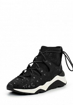 Кроссовки, Ash, цвет: черный. Артикул: AS069AWQQY62. Премиум / Обувь / Кроссовки и кеды