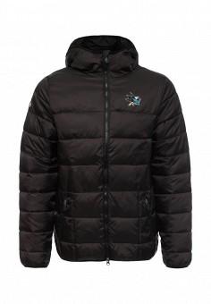 Куртка утепленная, Atributika & Club™, цвет: черный. Артикул: AT006EMLQI68. Мужская одежда / Верхняя одежда / Пуховики и зимние куртки