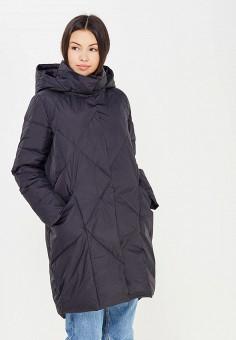 Пуховик, Baon, цвет: черный. Артикул: BA007EWWAR43. Женская одежда / Верхняя одежда / Пуховики и зимние куртки
