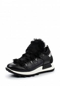 Кроссовки, Barracuda, цвет: черный. Артикул: BA056AWUSC68. Женская обувь / Кроссовки и кеды