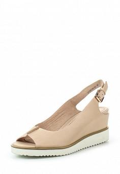 Босоножки, Betsy, цвет: бежевый. Артикул: BE006AWQCC75. Женская обувь