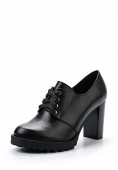 Ботильоны, Betsy, цвет: черный. Артикул: BE006AWUDU02. Женская обувь