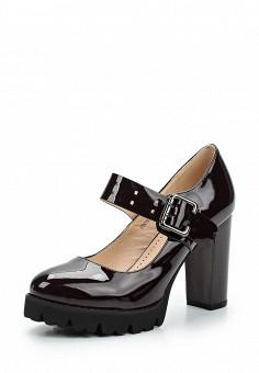 Туфли, Betsy, цвет: коричневый. Артикул: BE006AWUDW26. Женская обувь
