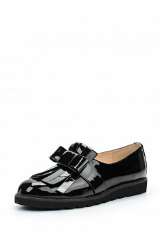 Лоферы, Betsy, цвет: черный. Артикул: BE006AWUDW80. Женская обувь