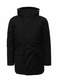 Куртка утепленная, Befree, цвет: черный. Артикул: BE031EMVDD53. Мужская одежда / Верхняя одежда / Парки