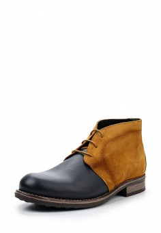 Ботинки, Beppi, цвет: мультиколор. Артикул: BE099AMWAD45. Мужская обувь / Ботинки и сапоги