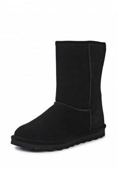 Полусапоги, Bearpaw, цвет: черный. Артикул: BE223AWYBR41. Женская обувь / Сапоги