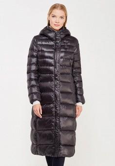 Пуховик, Blauer, цвет: черный. Артикул: BL654EWVFB54. Премиум / Одежда / Верхняя одежда / Пуховики и зимние куртки