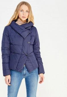 Пуховик, Bosideng, цвет: синий. Артикул: BO026EWVBC52. Премиум / Одежда / Верхняя одежда / Пуховики и зимние куртки