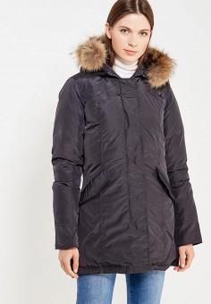 Пуховик, Canadian, цвет: синий. Артикул: CA998EWTCE20. Премиум / Одежда / Верхняя одежда / Пуховики и зимние куртки