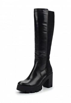 Сапоги, Simen, цвет: черный. Артикул: ER946AWUZN64. Женская обувь / Сапоги / Сапоги