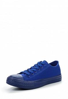 Кеды, Fashion & Bella, цвет: синий. Артикул: FA034AWPSH30. Женская обувь / Кроссовки и кеды