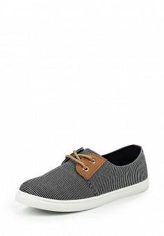 Кеды, Fashion & Bella, цвет: черный. Артикул: FA034AWQTI77. Женская обувь / Кроссовки и кеды