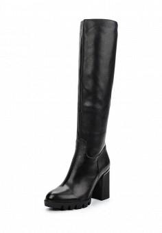 Сапоги, Grand Style, цвет: черный. Артикул: GR025AWYPX26. Женская обувь / Сапоги