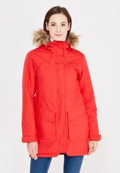 Парка, Helly Hansen, цвет: красный. Артикул: HE012EWWOF76. Женская одежда / Верхняя одежда / Парки