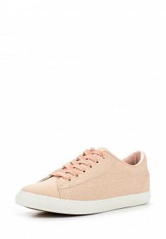 Кеды, Ideal Shoes, цвет: розовый. Артикул: ID005AWRWQ62. Женская обувь / Кроссовки и кеды