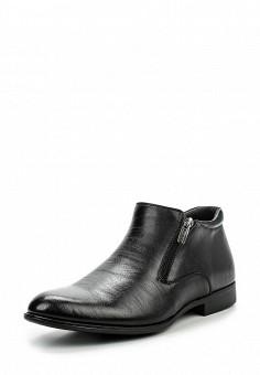 Ботинки классические, Instreet, цвет: черный. Артикул: IN011AMKOG25. Мужская обувь / Ботинки и сапоги
